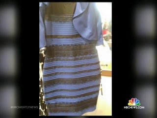 The Science Behind the Black and Blue (or White and Gold) Dress
