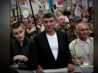 Vocal Putin Critic Boris Nemtsov Murdered Near Kremlin