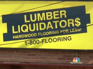 Could Flooring From Lumber Liquidators Be Toxic?