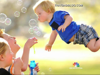 How An 18-month-old Boy With Down Syndrome Learned to Fly