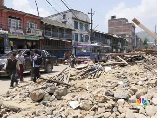 Nepal Earthquake: 101-Year-Old Among Latest Survivors