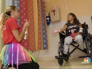 Tutu Tuesdays Help Bring Joy to Sick Children