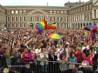 Ireland Votes Yes to Same-Sex Marriage in Landslide Victory