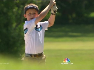 A 6-Year-Old Boy Will Play 100 Holes of Golf in Friend's Memory