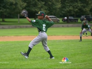 Chicago Kids and Police Bond Through Baseball