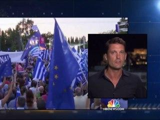 Greece on Brink of Economic Collapse on Eve of Referendum Vote