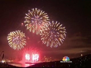 Drought-Hit States Hold Off On Fourth of July Fireworks