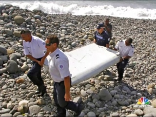 Plane Wreckage Raises Speculation on MH370 Whereabouts