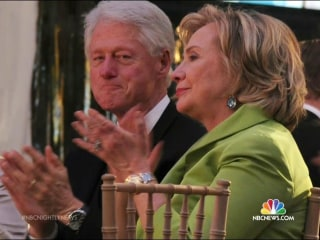 Clinton's Tax Returns Show $140 Million Earned in Eight Years