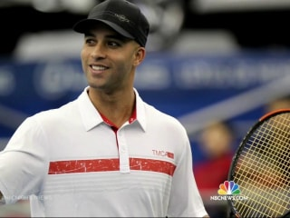 Mistaken Identity: Tennis Star James Blake Slammed to Ground by NYPD