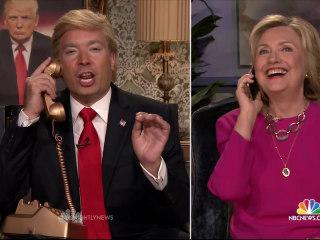 Jimmy Fallon's 'Trump' Gives Hillary Clinton Campaign Advice
