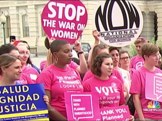 Planned Parenthood Comes Under Attack in Heated Congressional Hearing