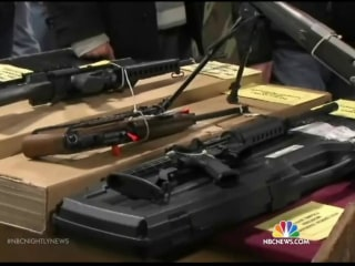 Nation Stands Sharply Divided on How Best To Address Gun Ownership