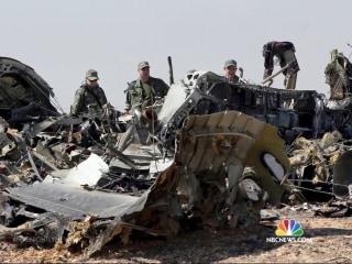 Metrojet Crash Investigators Report Unusual Sounds