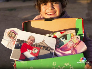 How Extraordinary 10-Year-Old is Bringing Christmas to Others