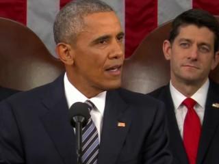 President Obama Blasts Politics of Division