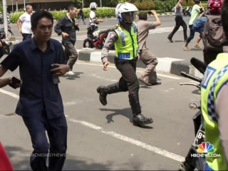 ISIS Claims Paris-Style Terror Attacks in Jakarta