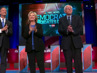 Watch the NBC News-YouTube Democratic Debate in Full