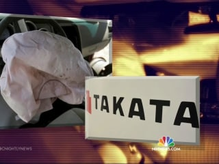 Takata Airbag Recall Grows by 5 Million Vehicles