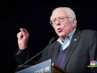 Sanders on Cusp of a Major Victory in New Hampshire