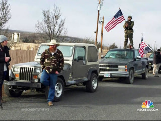 Weeks-Long Oregon Standoff Ends With Last Holdouts' Surrender