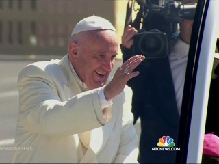 Pope Challenges Mexico to Fight Corruption and Drug Trafficking