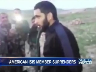 American ISIS Fighter Reportedly Detained in Iraq