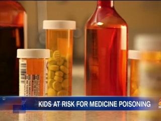 How Accidental Medicine Poisoning Is Sending More Children to ER