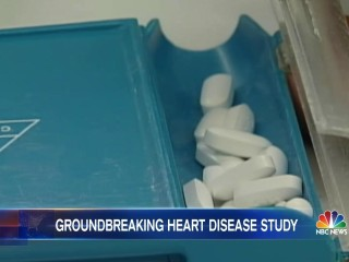 Study Finds Cholesterol-Lowering Statins Cut Heart Disease Risk