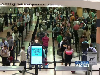 How U.S. Airports Are Addressing Long Lines and Fewer TSA Screeners