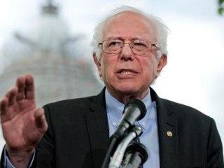 Bernie Sanders Asks if American Economy is 'Moral'