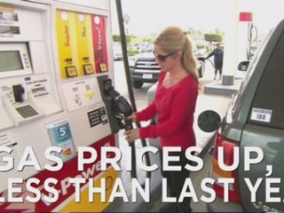Gas Prices to Peak Over Memorial Day Weekend