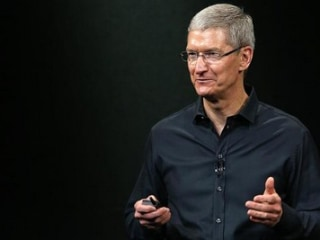 Tim Cook Pens Op-Ed, Says 'Proud to be Gay'