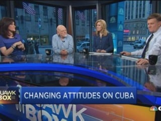 Cuban Americans Support Ending Embargo Against Cuba