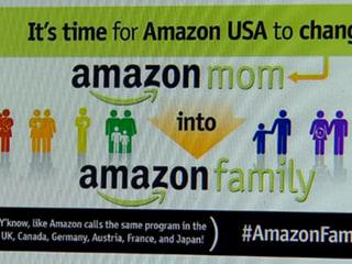 Dads Demand 'Amazon Moms' Name Change