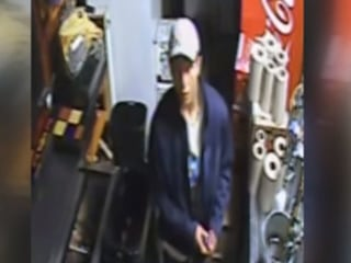 BBQ Bandit On The Loose in Texas
