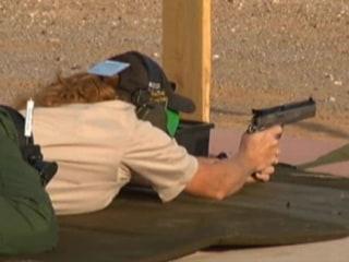 Police Shooting Contest Draws Critics' Fire
