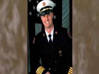 Oklahoma Firefighter Swept Away