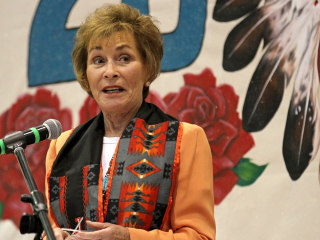 Judge Judy Addresses Class Of 2015