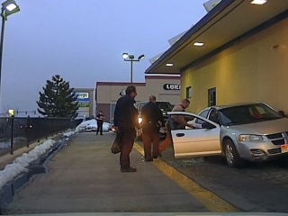 Man Gets Trapped in McDonald's Drive-Thru