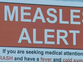 Measles Case Triggers Student Quarantine