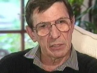 Leonard Nimoy, Star Trek's Spock, Dies