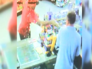 Thief Uses Soda To Rob Convenient Store
