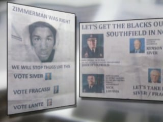 Racist Flyers Worry Michigan Town