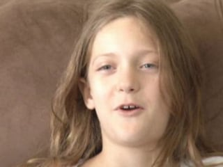 Rare Disorder Keeps Girl in the Dark