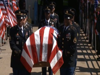 Soldier's Remains Finally Returned