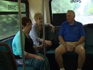 'Back of the Bus Club' Celebrates 25 Years of Commuting Bliss