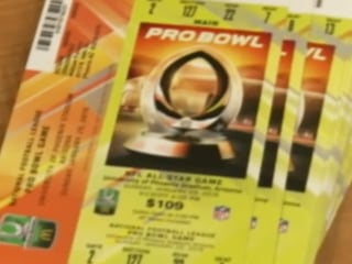 Super Bowl Tickets: Buyer Beware