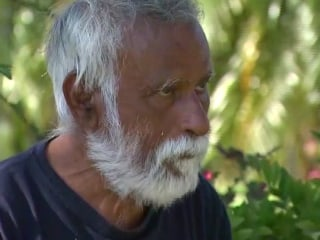Husband Says He's Been Forced to Live on Front Yard for Months