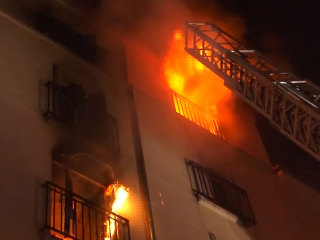 Apartment Blaze That Killed Eight May Have Been Deliberate
